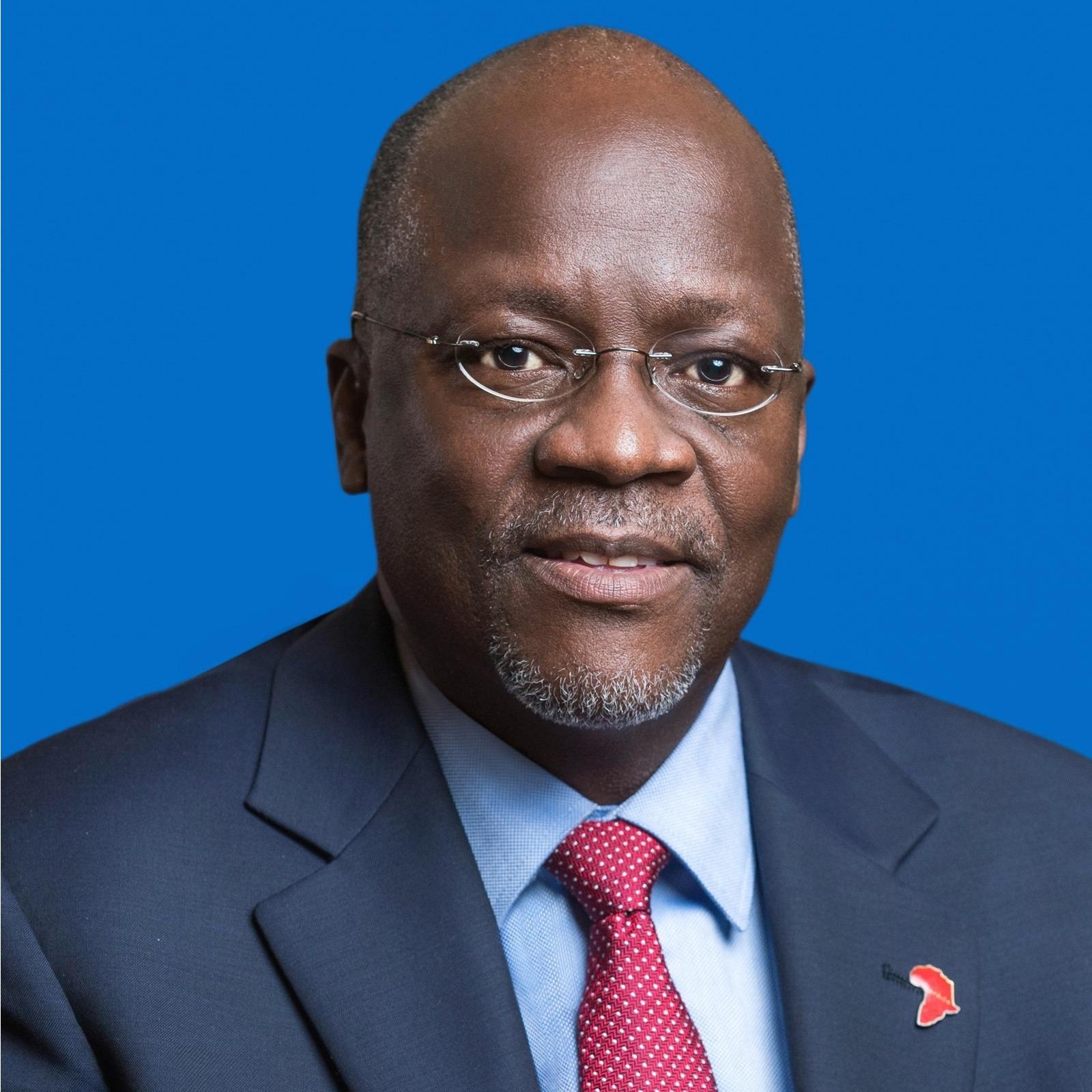 Mhe. Dkt John Pombe Joseph Magufuli