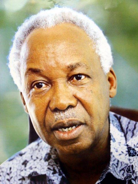 Mwl Julius Kambarage Nyerere