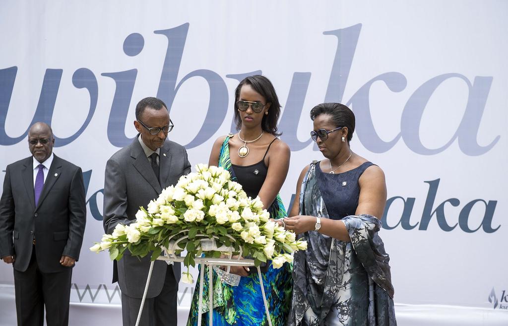 Ziara ya kwanza ya Rais Dkt. John Pombe Magufuli Nchini Rwanda tangu achaguliwe kuwa ya Rais April 6,2016
